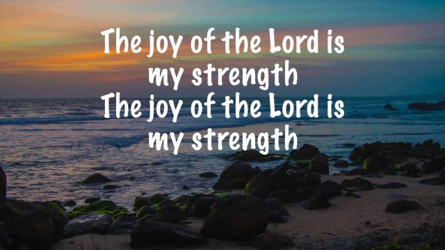 Joy of the Lord