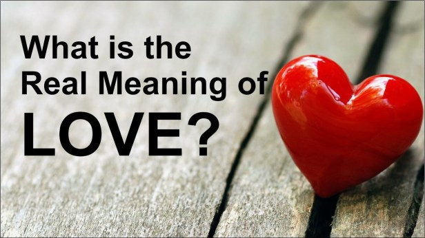 What is Love – How to walk with God