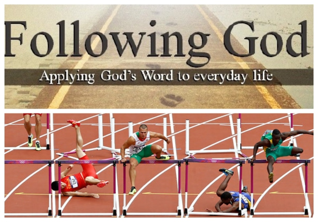 Following God vs Stumbling After God (1)